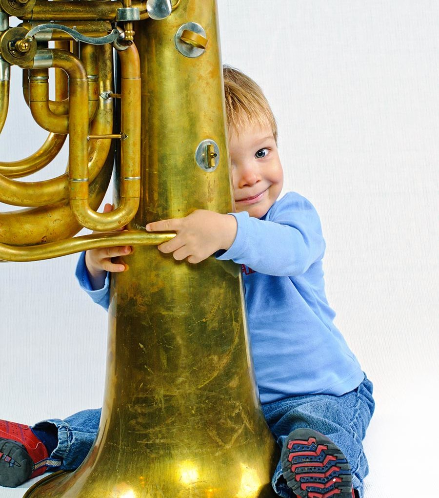 A quality instrument encourages a student to learn and grow