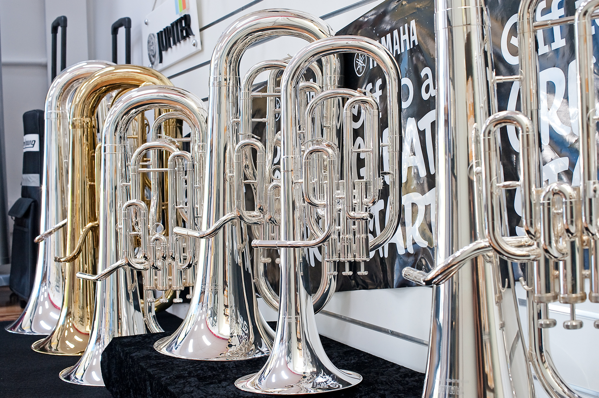 Woodswind and Brass – Woodwind and brass instruments – sales