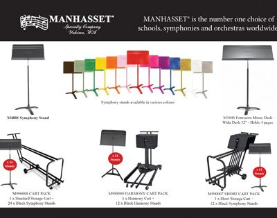 Manhasset Carts and Stands Brisbane