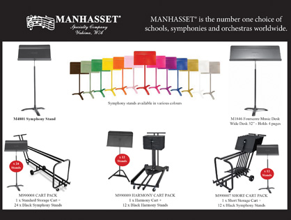 Manhasset Carts and Stands Brisbane